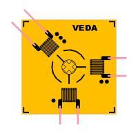 Тензистор Розетка Р3 - фото