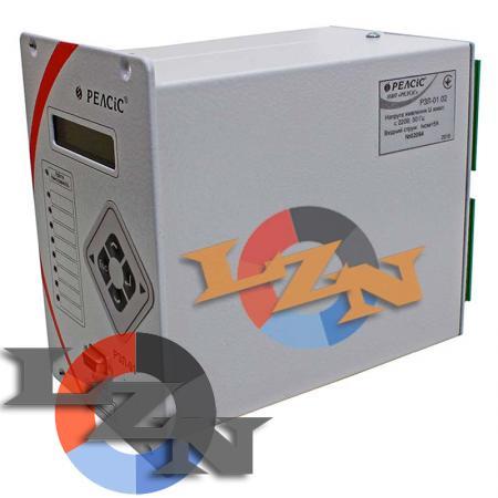Микропроцессорное устройство релейной защиты и автоматики РЗЛ-01.02 - фото №1