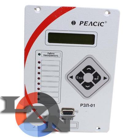 Микропроцессорное устройство релейной защиты и автоматики РЗЛ-01.02 - фото №2