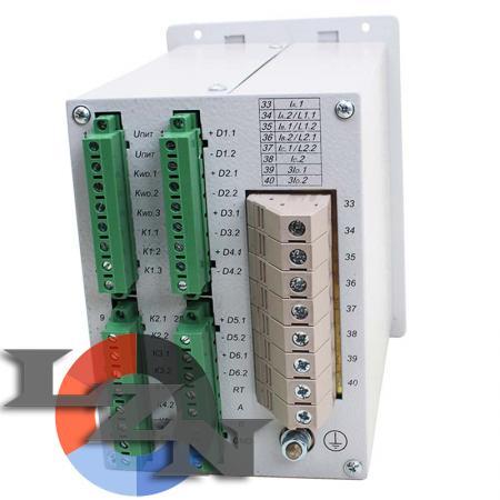 Микропроцессорное устройство релейной защиты и автоматики РЗЛ-01.02 - фото №3