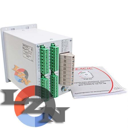 Микропроцессорное устройство релейной защиты и автоматики РЗЛ-01.02 - фото №4